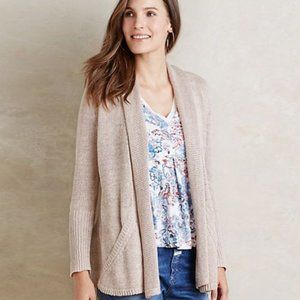 Anthropologie Angel Of The North Cascade Cardigan